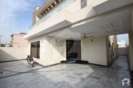Lg Offer Superb 10 Marla Outclass Brand New Luxury Bungalow For Sale