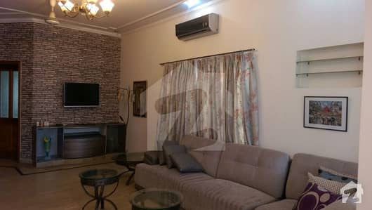 Dha Phase 4, 10 Marla 3 Bed Fully Furnished Luxury House For Rent