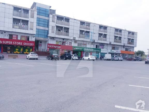 Ground Floor Shop Is Available For Sale Rented On 81000 With Famous Brand