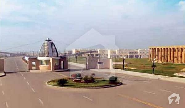 Amazing 8 Marla Plot For Sale In Bahria Orchard Low Cost Block J Lahore