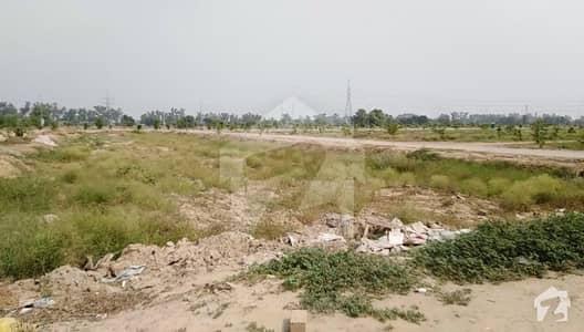 4 Marla Plot For Sale In B Block Of Al Kabir Town Phase 2