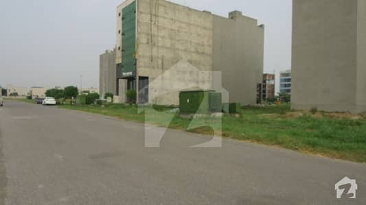 4 Marla Commercial Plot In Outclass Location Cca 2 Dha Phase 6