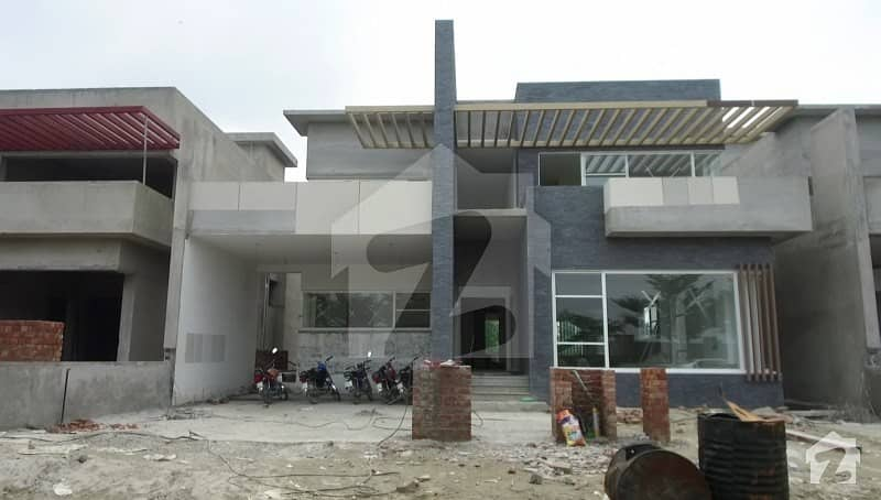 1 Kanal Villa For Sale In Defence Raya Lahore