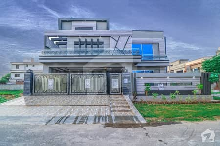 Magnificent 1 Kanal Brand New Solid Architectural Bungalow For Sale