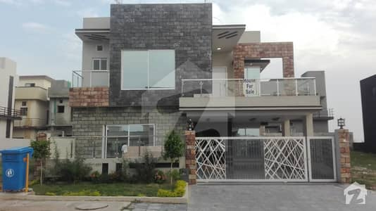 Double Story Brand New House Is Available For Sale Overseas Enclave 5 Rawalpindi