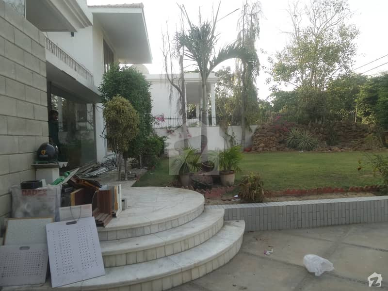 Demolished Condition House For Sale Life Time Opportunity German  British Consulate Vicinity 1000 Square Yards Corner Bungalow For Sale