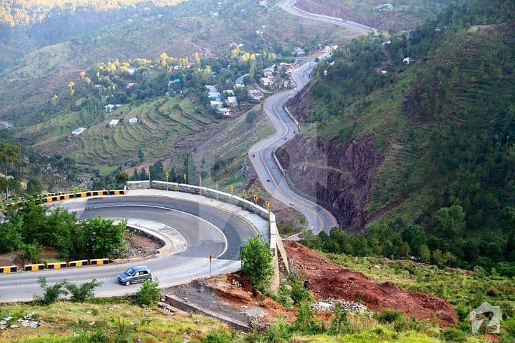 1.15 Kanal Commercial Plot For Sale In Murree Expressway