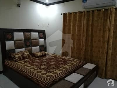 Bahria Phase 8 Ali Block 7 Marla Fully Furnished Ground Floor For Rent