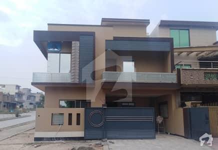 80 feet Corner Brand New Double Storey House