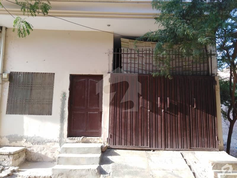 3 Marla Single Storey House Is Available For Sale