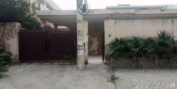 Single Unit Commercial House Is Available For Sale