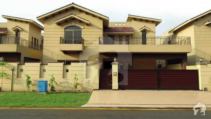 Brand New 17 Marla 5 Bed Rooms Brig House Available For Sale