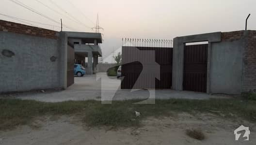 12 Kanal Farm House For Sale In Mehmood Booti Lahore