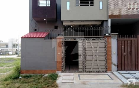 3 Marla Brand New House For Sale H Block Of Al Rehman Garden Phase 2