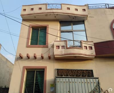 3.5 Marla Well Maintained House is available for sale