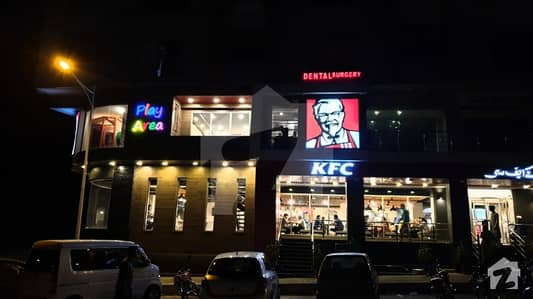 Commercial Shop Is Available For Sale Rented With Kfc