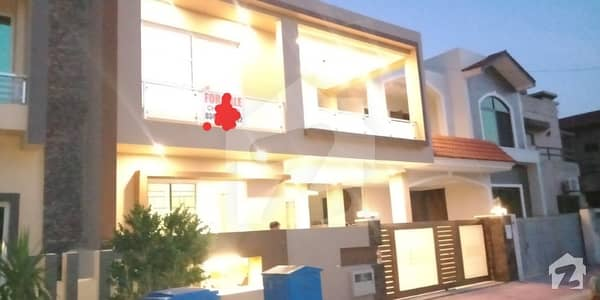 Beautiful And Newly Constructed House For Sale In Bahria Town Phase #3