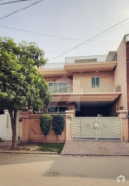 7.5 Marla Well Maintained House In Block F-2 Johar Town