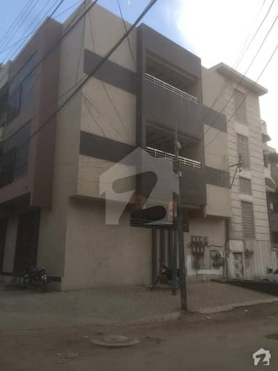Complete Corner  Building Portions For Sale