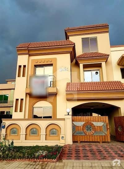 5 marla Model house by Dewan builders on main express way of bahria town