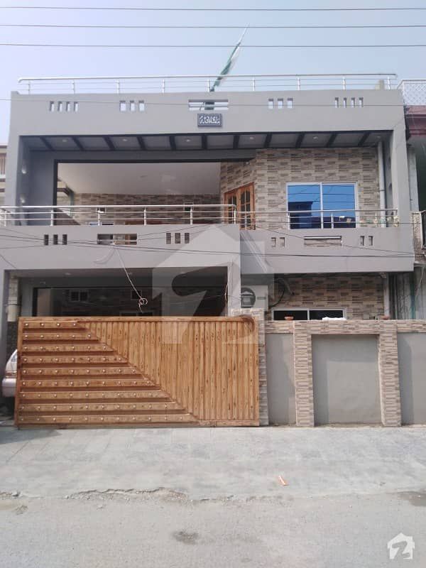 Brand New House For Sale - Size 30x70 Pindi Face In I-10/1