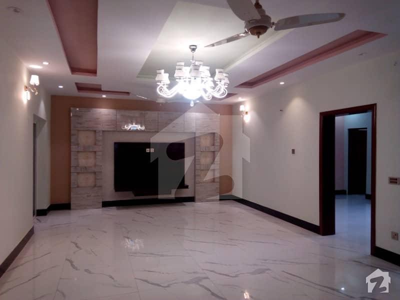 13 Marla Corner Brand New House For Sale In Wapda Town