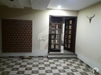 10 Marla Luxury Furnished House For Rent In Bahria Town Lahroe