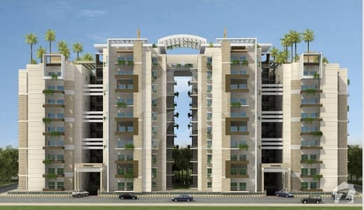 Brand New 5 Bed Rooms Luxury Apartment Is Available For Sale