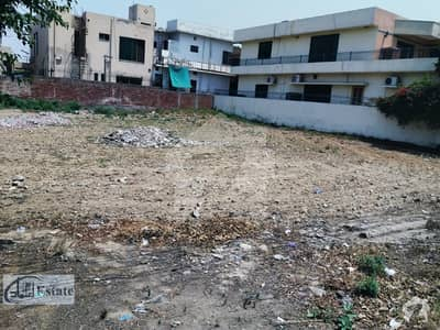 Plot Is Available For Sale Plot No 87 Y DHA Phase 3 Near To McDonald Park