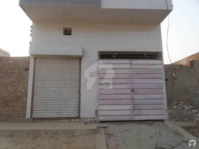 Triple Storey Beautiful House For Sale At Sabri Colony Okara