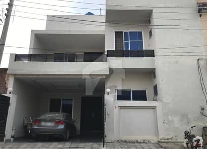 5 Marla Double Storey House For Sale At Hamza Garden