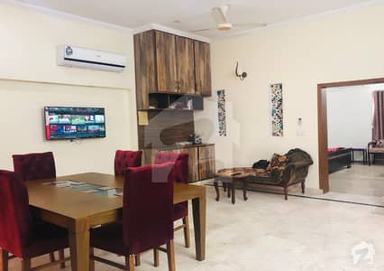 Fully Furnished Portion Is Available For Rent In Bahria Town Lahore