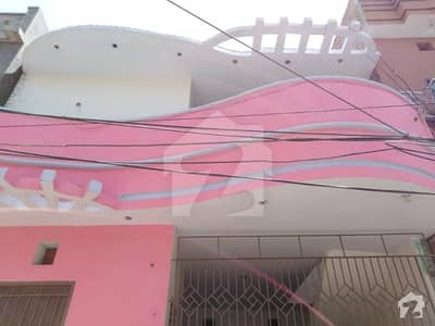 4.5 Marla House Is Available For Sale Demand 55 Lac Back Side Of Stadium