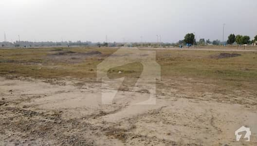Great Deal 8 Marla Plot For Sale In Bahria Orchard  Low Cost  Block D Lahore