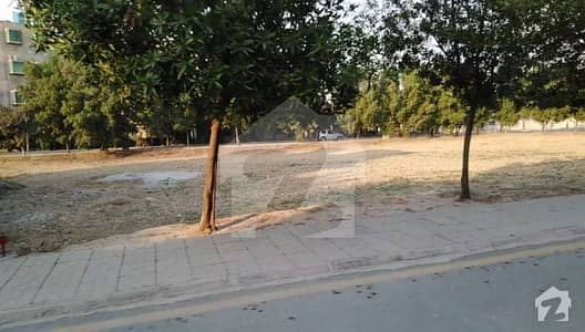 5 Marla Plot For Sale In Tulip Block Of Bahria Town Lahore