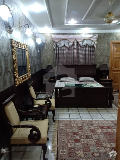 Full Vip Furnished 10 Marla House  For Rent