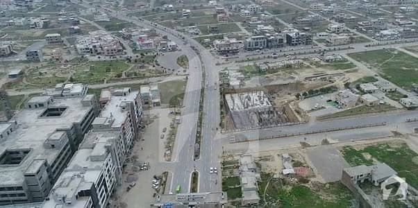 5 Marla Residential Plot For Sale At Block G Islamabad
