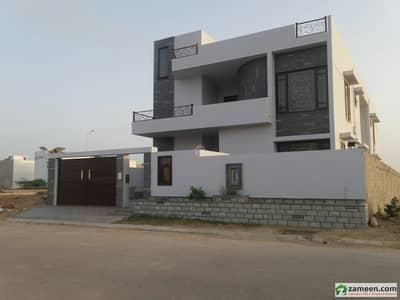 Brand New With Basement  500 Sq yard Bungalow For Sale Dha Phase 8 Karachi