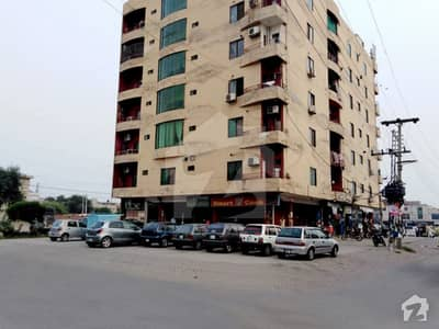 920 Sq Feet 1st Floor Apartment For Sale In Mustafa Town Lahore