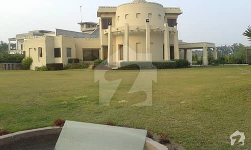 Raiwind Road Farmhouse Is Available For Rent