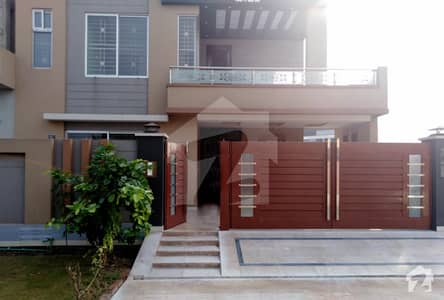 10 Marla House For Sale In G Block Of Central Park Lahore