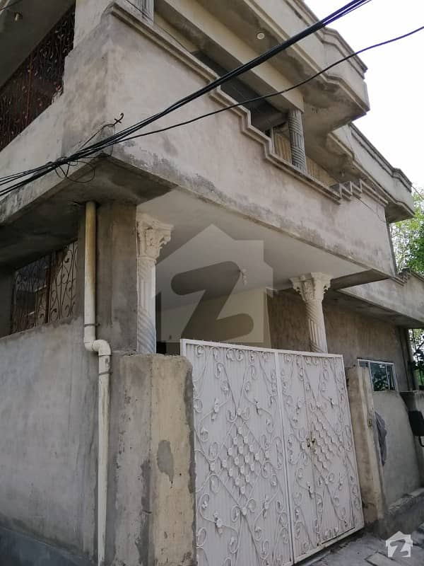 8 Maral Double story house for sale at Gt Road near suzuki moters for godam etc