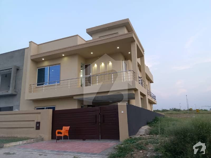 Sector E 10 Marla  Brand New Double Unit House For Rent Bahria Town Phase 8 Rawalpindi
