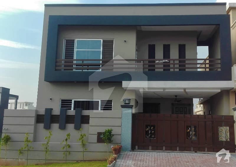 Double Storey Brand New House For Sale Bahria Town Phase 8 Overseas Enclave 5 Rawalpindi