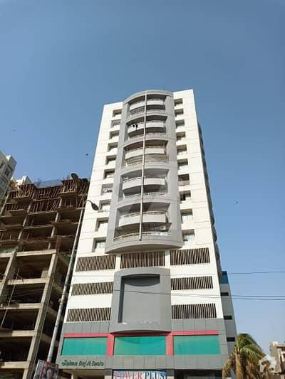 خلیق الزماں روڈ کراچی میں 3 کمروں کا 8 مرلہ فلیٹ 80 ہزار میں کرایہ پر دستیاب ہے۔
