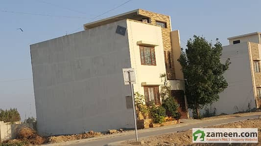 100 Sq Yd  Bungalow For Sale In DHA Phase 7 Ext Karachi