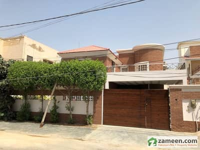 Priced To Sell  Excellent Condition  500 Sqyd Bungalow For Sale Dha Phase 7 Karachi