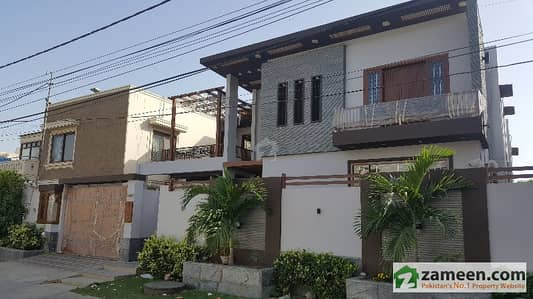 Brand New Custom Built 600 Sq. Yards Bungalow For Sale In DHA Phase 6 Karachi