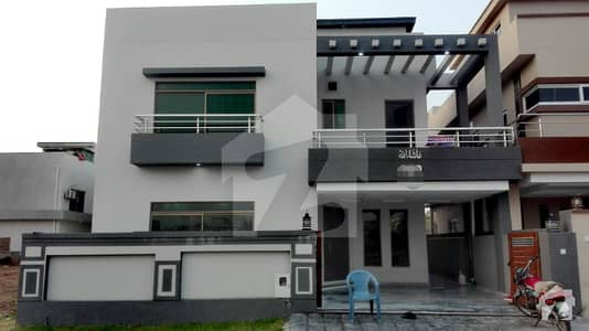 10 Marla Brand New House For Sale Sector C Bahria Town Phase 8 Rawalpindi