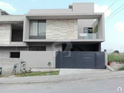 Pine Villas Ground Portion For Rent In Margalla View Housing Society